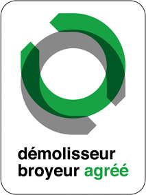Metaux Fers Valorys - Centre VHU démolisseur agréé, N° d'agrément: PR 85 00009 D