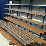 Ladéchetterie de Métaux Fers Valorys vends tous types de fers neufs pour la construction